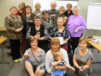 Loovteraapiline koolitus Laulasmaal 2012